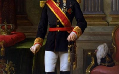 Alfonso XII visita León