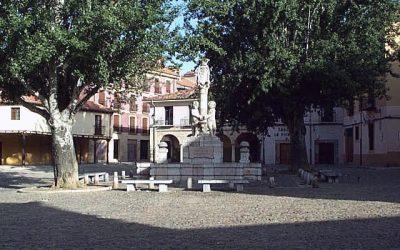 A la entrada de León