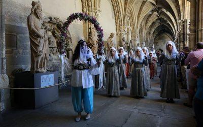 El tributo de las cien doncellas. Las Cantaderas