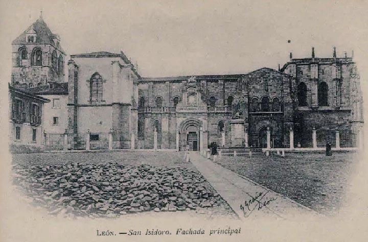 Fachada San Isidoro