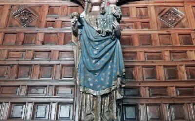 La Virgen de los Dados