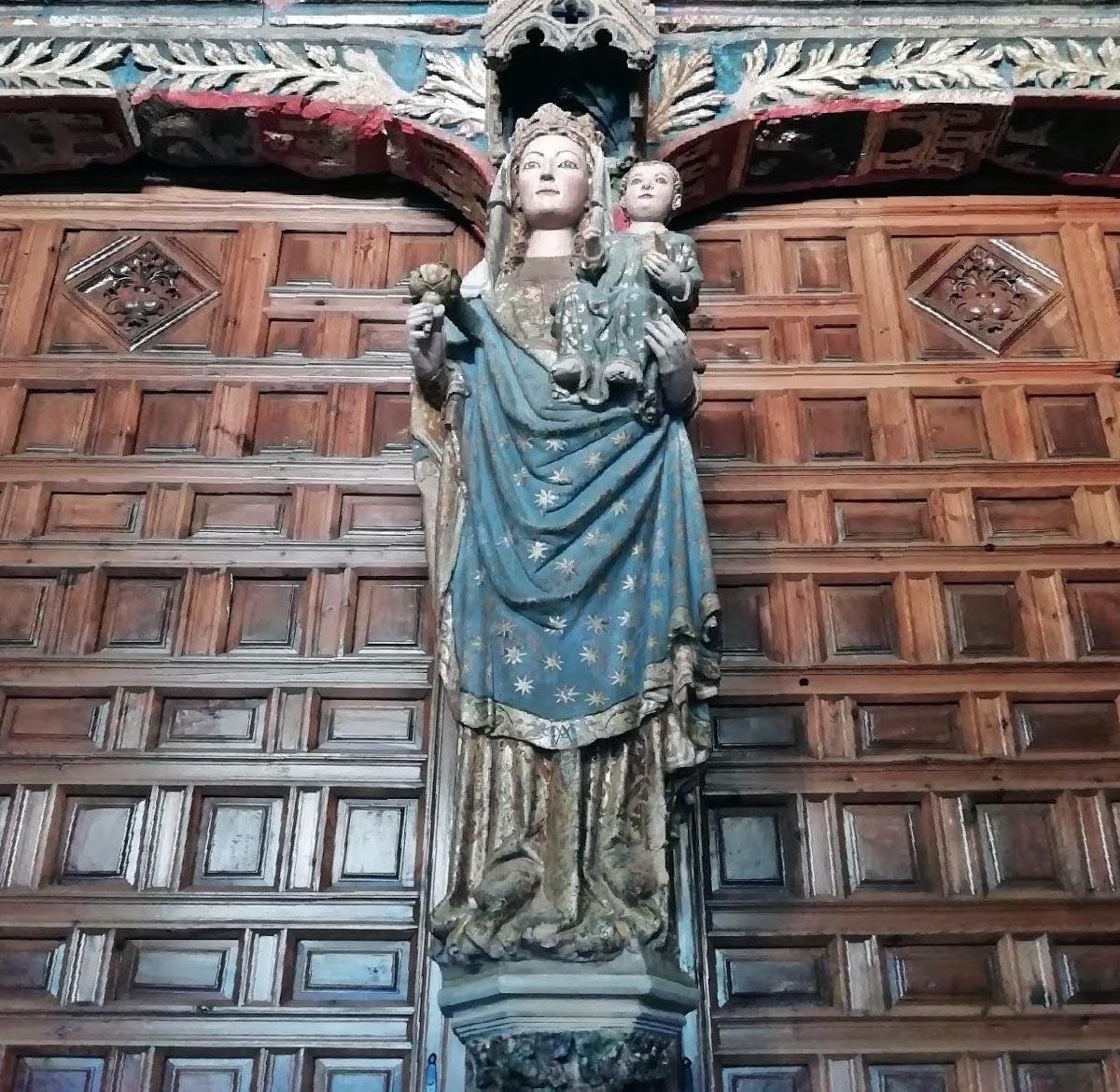 Virgen de los Dados