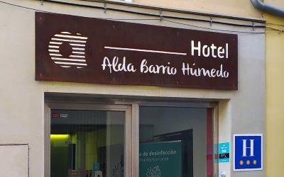 Hotel Alda Barrio Húmedo