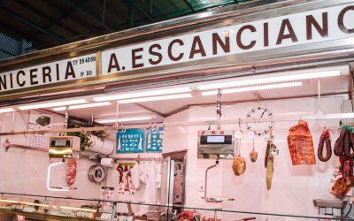 Carnicería Escanciano