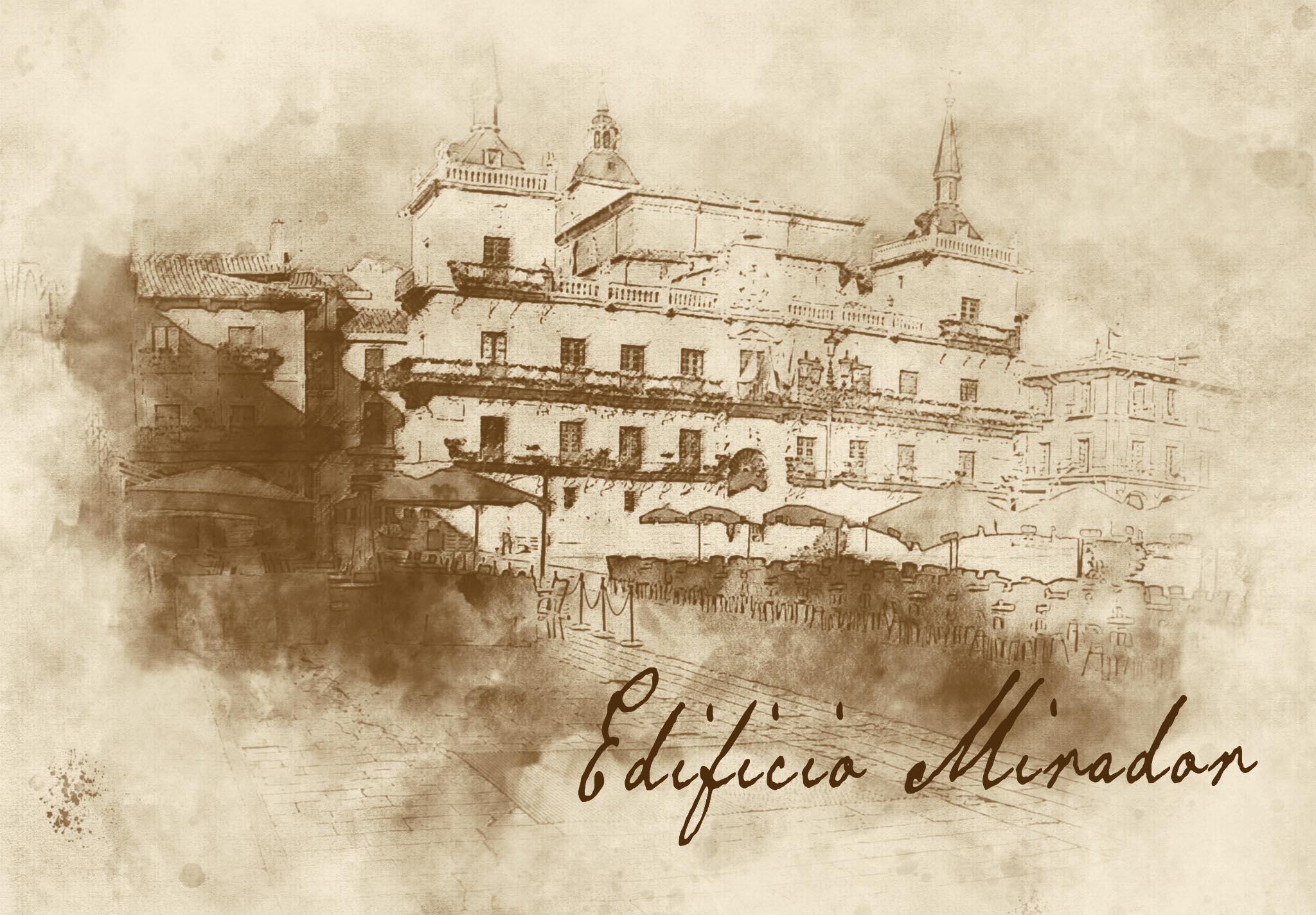 Edificio Mirador - Consistorio