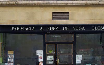 Farmacia A. Fdez. de Vega Elosua