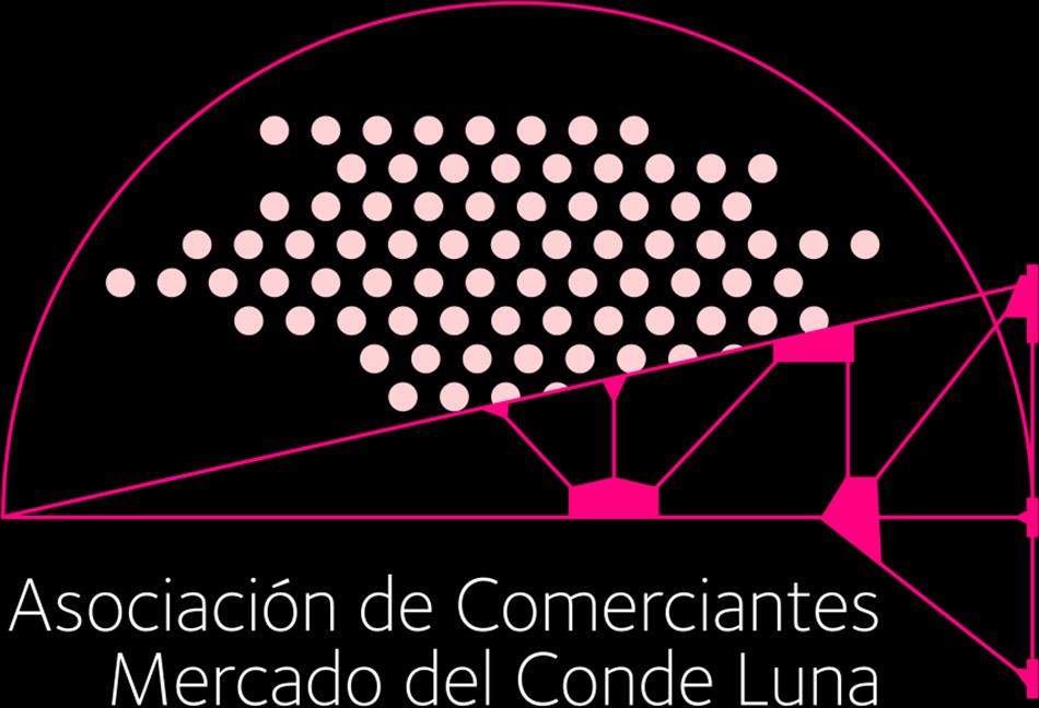 Logotipo Mercado Conde Luna