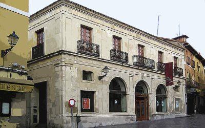 Sopa de letras. Plaza San Martín